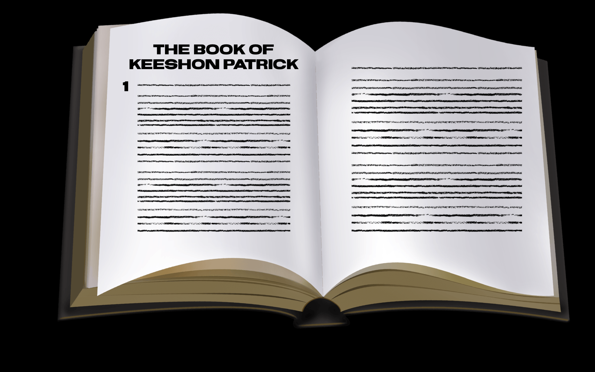 The Book of Keeshon Patrick